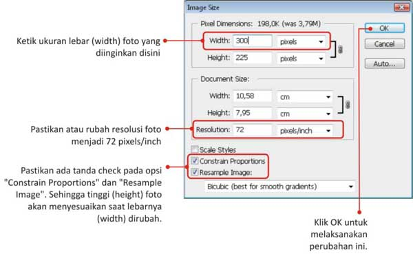 optimasi gambar web dengan photoshop 2