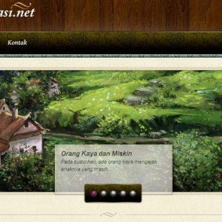 Ilustrasi dalam Design Web