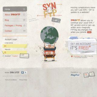 Inspirasi Web Desain Gaya Tekstur