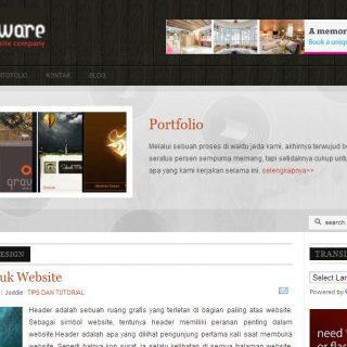 Tips untuk Portofolio Web